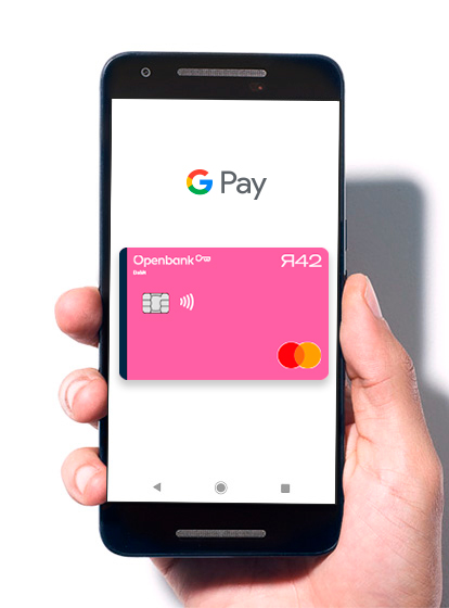 Mobile-Payment mit Google Pay